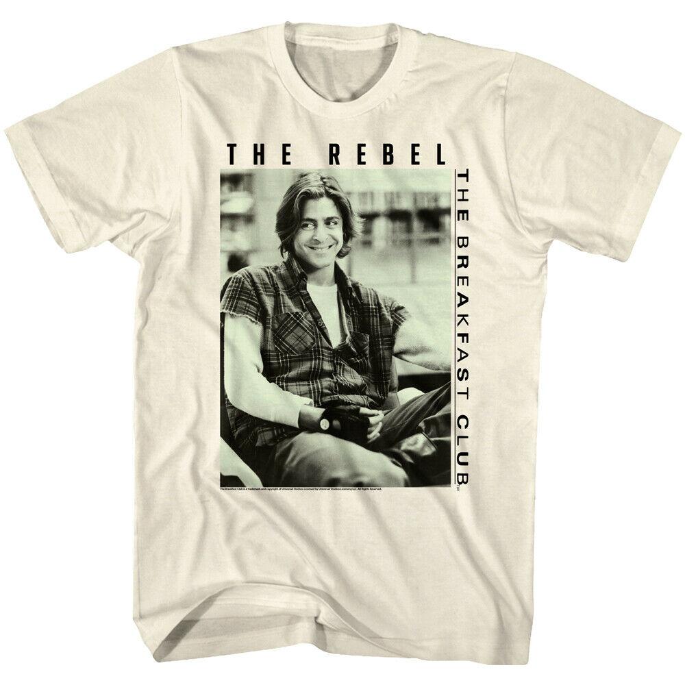 The Breakfast Club 1985 Movie Classic Mens T-Shirt New L-3XL