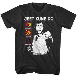 American Classics Bruce Lee Symbol T-Shirt Natural