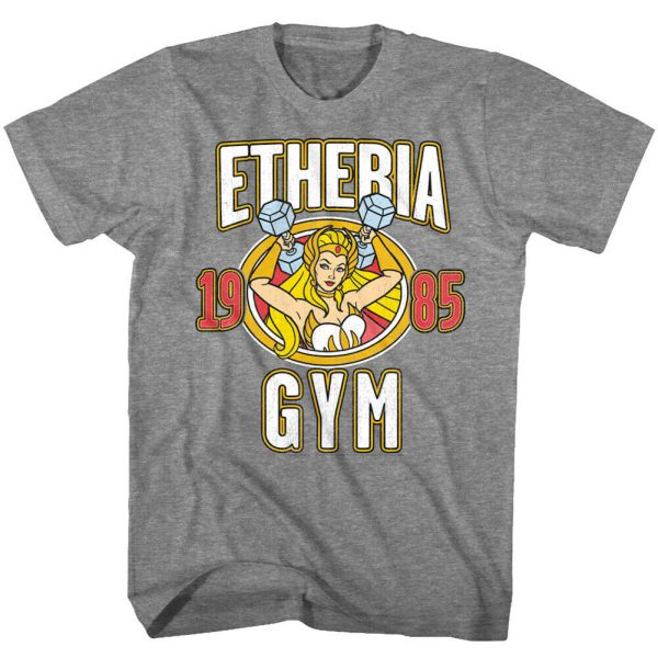 He-Man Cartoon SKELETOR Picture Vintage Style Licensed Heather T-Shirt All Sizes