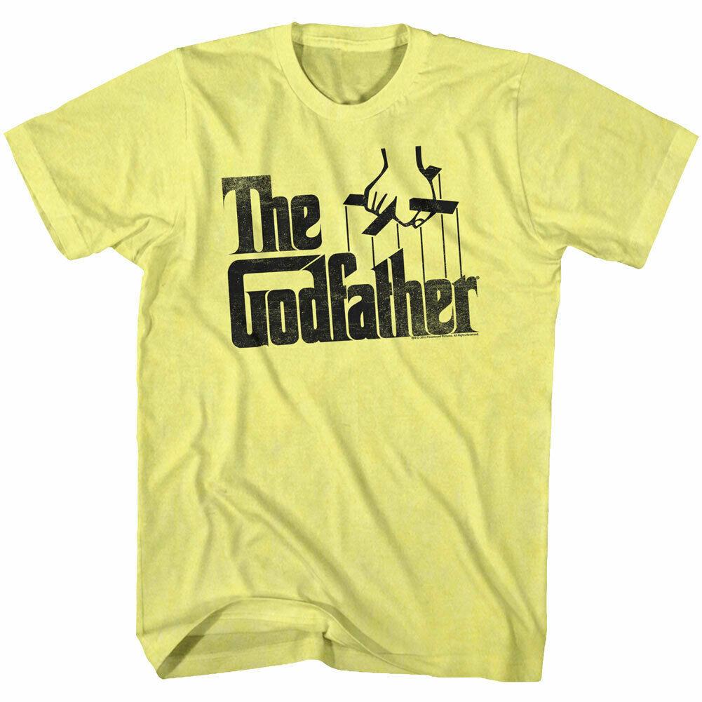 Godfather Don Corleone License Plate Men/'s T Shirt Car Tag NY45 Marlon Brando