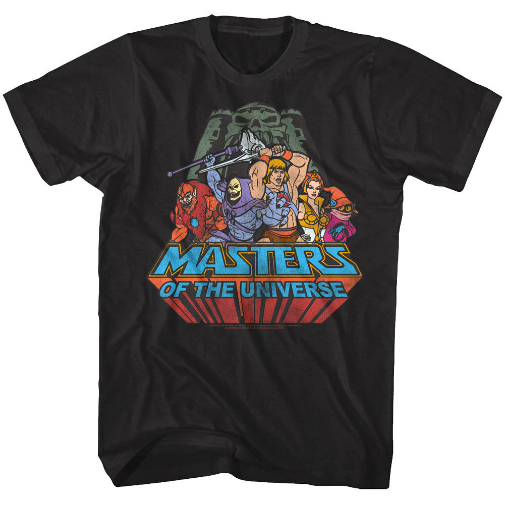 He Man Masters of the Universe Shirt size 3XL
