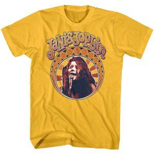 Janis Joplin Live Woodstock 1969 Women/'s T Shirt Retro Rock Star Vintage Logo