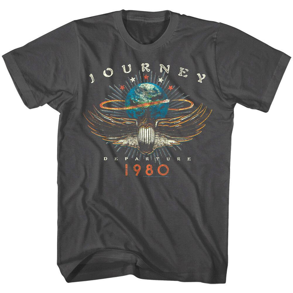 Vintage 90s The departure of a ship Tshirt size L Vintage
